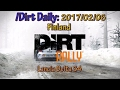 Dirt: Daily (2017/02/06), Finland,  Lancia Delta S4, Drivers POV + Man Gears !! #LexraxTV