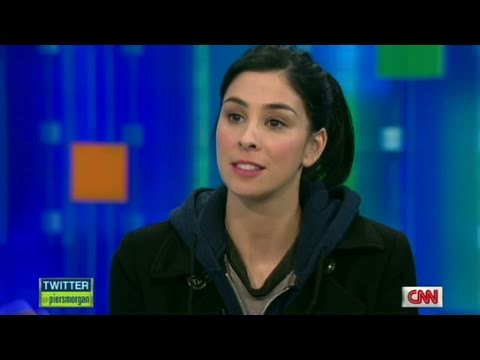 CNN Official Interview: Sarah Silverman 'I'm popular for a Jew'