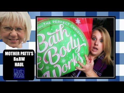 MOTHERS BATH & BODY WORKS SEMI-ANNUAL HAUL FOND DU LAC WISCONSIN!
