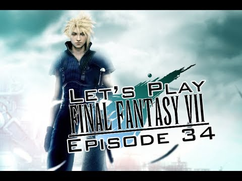 Final Fantasy VII | Let's Play | EP 34 | Soon... We Will Become One