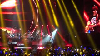 CNBLUE BlueMoon World Tour Live in Manila (Part1)