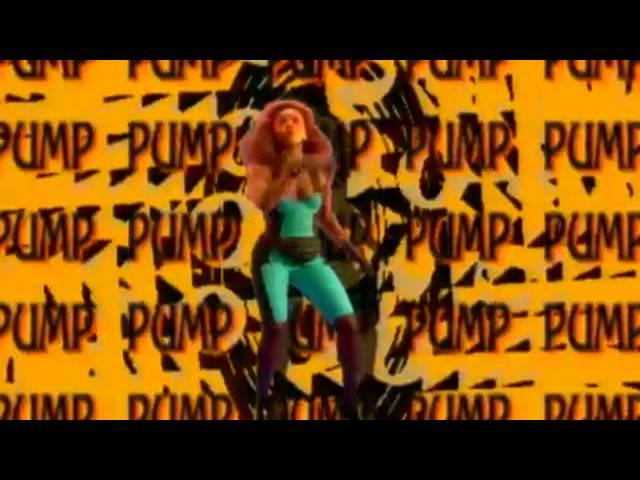 GDA - Technotronic   Pump Up The Jam