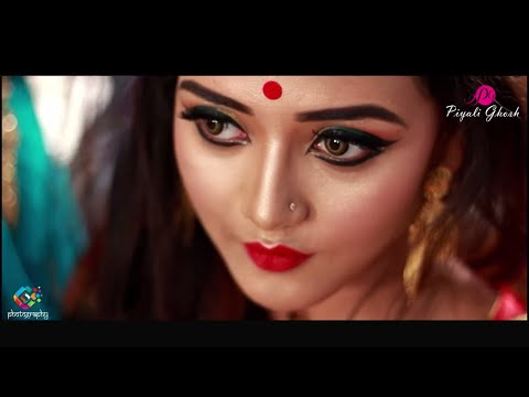 An Indo Western Look | By Piyali Ghosh | 2018 New Makeup Tutorial | HD| Model- Ishani