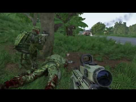 [102nd] Arma 3 - DANCING IN THE STREET