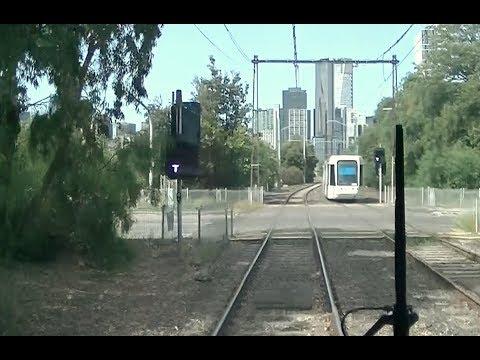 Driver's View Port Melbourne