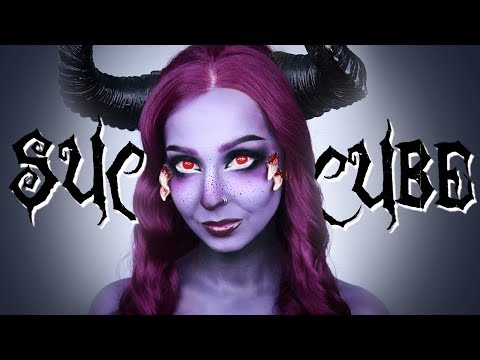 Succube | Maquillage Halloween streaming vf
