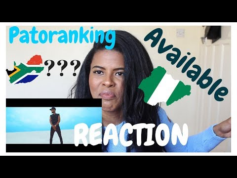 🇳🇬Patoranking - Available [Official Video] | REACTION/REVIEW