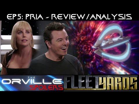 """Orville S01E05 """"Pria"""" Spoiler Review/Analysis - Fleetyards"""