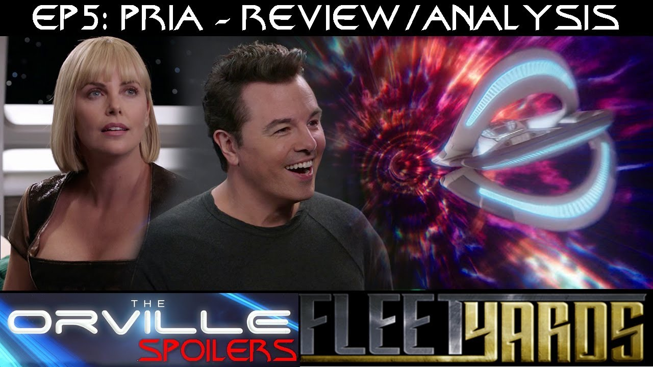 "Download Orville S01E05 ""Pria"" Spoiler Review/Analysis - Fleetyards"