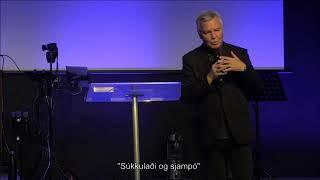 Guðsþjónusta: Ræðumaður er Halldór N. Lárusson