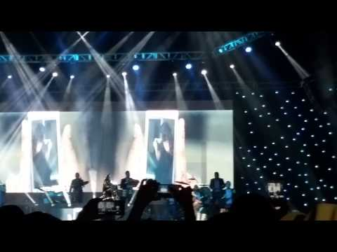 Julion Alvarez Concert At Toyota Center 082215 Youtube