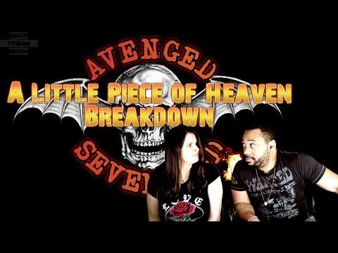 AVENGED SEVENFOLD A Little Piece Of Heaven Reaction!!