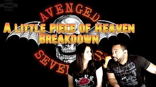 AVENGED SEVENFOLD A Little Piece Of Heaven Reaction!!
