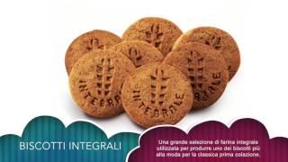 Fabbrica biscotti integrali Esportazione ingrosso a Distributori prodotti alimentari