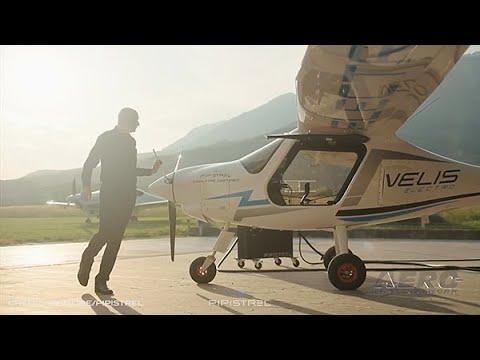 Airborne 01.25.21: Electric Velis, Whitehouse MoonRock, Drone Chutes