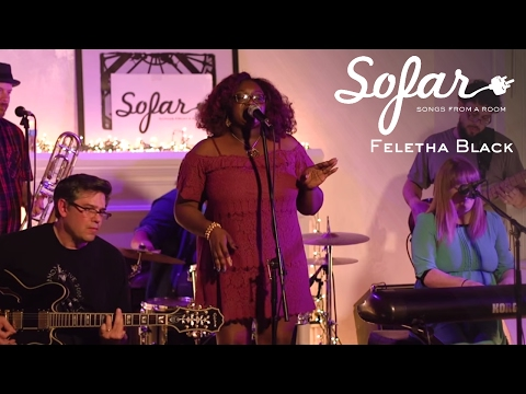 Feletha Black - Baby Please | Sofar Dallas