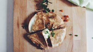 Wicked Quesedillas | A Tasty Plate
