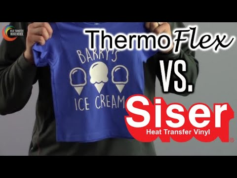 780681553 The Difference between ThermoFlex Plus and Siser EasyWeed