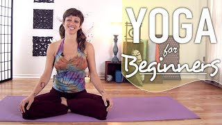Yoga For Stress and Anxiety - Beginners Gentle Flow