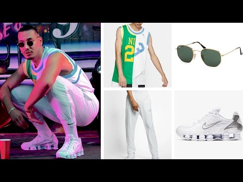 Apache 207 Roller OUTFIT: Sonnenbrille, Nike Schuhe, Hose