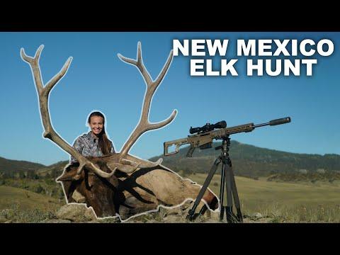 Challenging New Mexico Elk Hunt