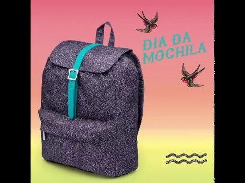 Dia da Mochila ...
