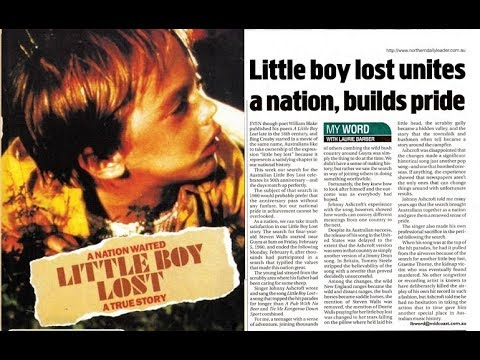 The Story of Steven Walls, Little Boy lost - ABC Radio