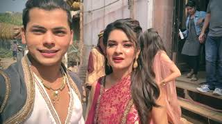 Going to miss you☹️ |ALADDIN SET|SIDDHARTH NIGAM|2019