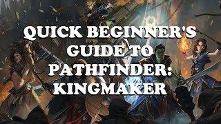 Pathfinder: Kingmaker--Two Great Beginner Builds - Новый