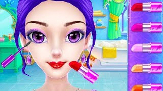 Ice Princess Royal Wedding Day - Play Fun Spa,Makeup,Dress Up & Cake Design Wedding Games For Girls