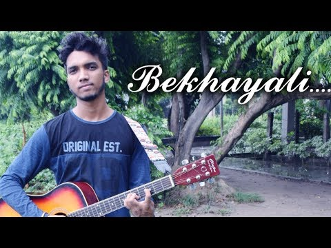Bekhayali I Cover By Avijit Sharma I Kabir Singh I Sahid Kapoor , Kiara Advani