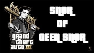 GTA 3 - PREQUEL - Snor, of geen snor?