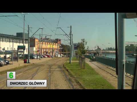 Tramwaje Szczecin linia 6