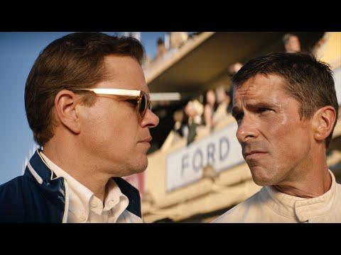 極速傳奇:褔特決戰法拉利 (Ford V. Ferrari)電影預告
