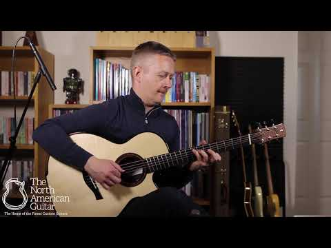 Taran Tirga Mhor Mk II Acoustic Guitar Played By Stuart Ryan (Part One) from YouTube · Duration:  2 minutes 45 seconds