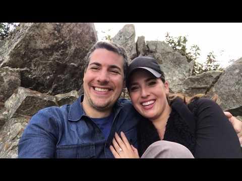 Post Machu Picchu proposal video madeleine and Clayton