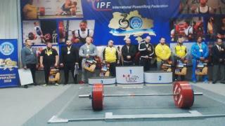 Чемпіонат України з класичного пауерліфтингу серед дорослих, ветеранів, юніорів та юніорок, юнаків