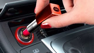 17 Car Life Hacks / Car Tips That Will Save Your Trips