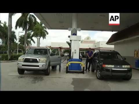 Gas Prices Reach Record Lows