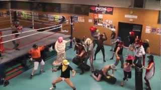 Harlem Shake (Boxing Edition)