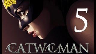 Catwoman-серия 5 [Особняк Гедар.]