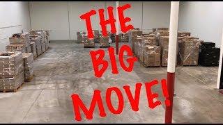 DOWN4SOUND -THE BIG MOVE! (OCT 2017)