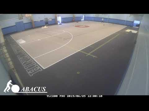 Gym Floor Installation Time-Lapse: Hinkletown Mennonite School
