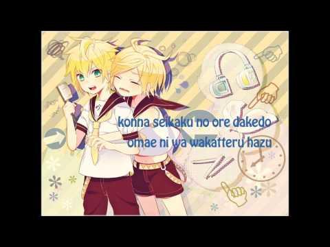 リンリンシグナル (Rin Rin Signal) - Karaoke Off vocal (Kagamine Rin&Len)