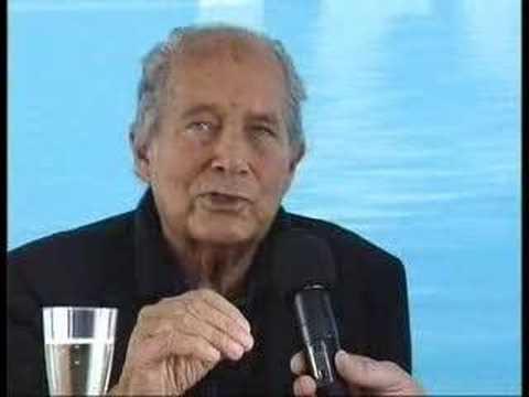 Enzo Coletta intervista Gillo PONTECORVO (Cannes)