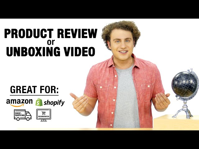 Prodcut Video   Gig Sample Video
