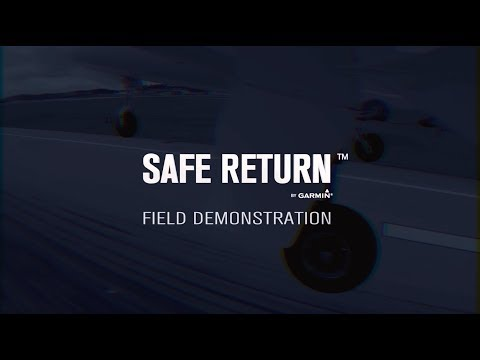 Vision Jet: Safe Return Field Demonstration