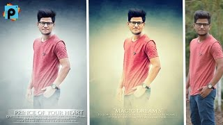 Picsart Smoke Effect Double Photo Manipulation    Picsart Photo Editing Tutorial