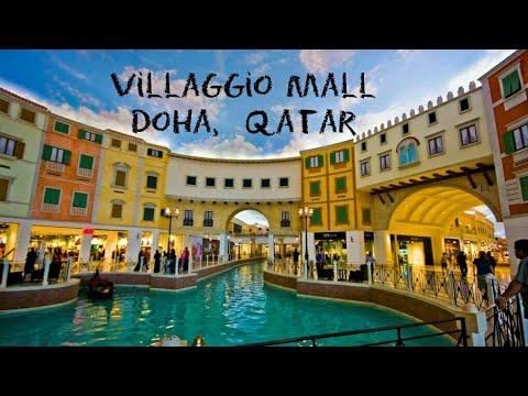 Villaggio Mall,  Qatar - Wonderful Interior