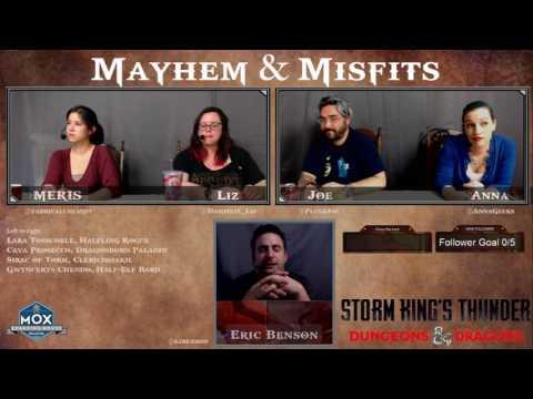 Mayhem & Misfits:Ep 19 - The Family Jewels
